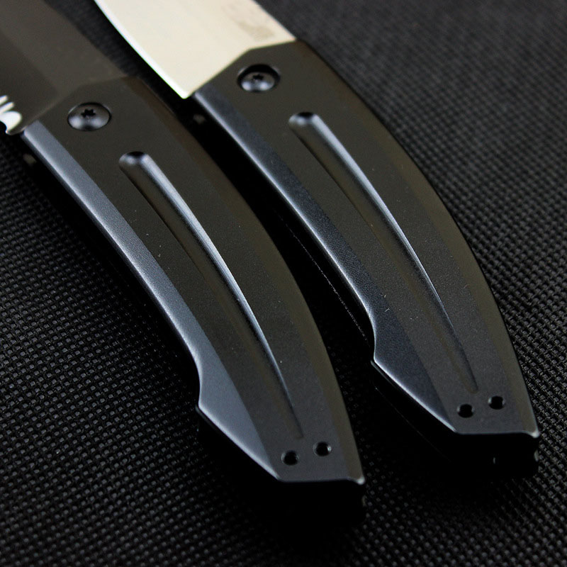 Tools : New Kershaw 7200 D2 Blade Aluminum Alloy Handle Outdoor Camping Hunting Survival Pocket EDC Knife Collection Utility Hand Tool