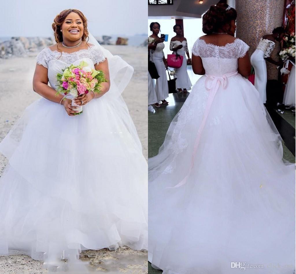 Achetez en gros robes de mariage africain en ligne des for Plus la taille robe de mariage illusion