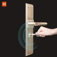 xiaomi mijia Original aqara Smart Lock Door Home Security Anti theft Door Lock Core with Key work with Smart mi home APP