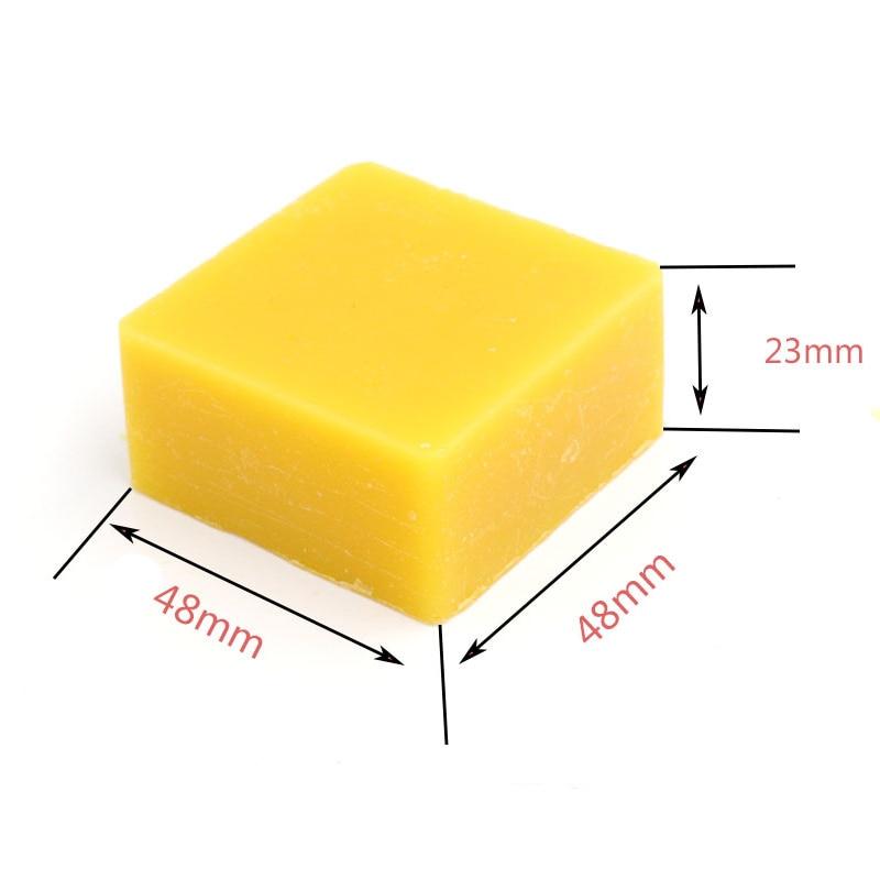 1pc 3 Size Organic Natural Pure Polishing Beeswax For Wood Furniture Floor Protect Cosmetic Maintenance Ballina Honey Wax Bee