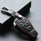 Leather Car Key Cove...