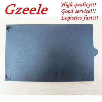 GZEELE NEW Hard Drive Caddy Door Cover for HP Elitebook 8440P 8440W Laptop HDD Hard Drive Disk Caddy Cover +Screw image