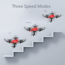 Drones Battle RC Helicopter Infrared Emission RTF Altitude Hold Headless Mode Quad-copter Emergency Stop 2 Pcs