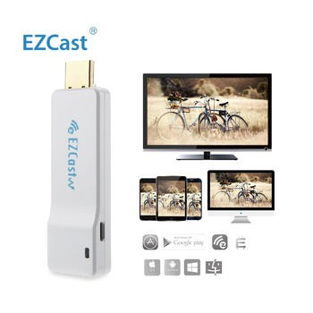 EZCast alambre pantalla HDMI TV Dongle 1080 p TV Stick Streaming HD Converter soporte MAC Android IOS Windows para TV monitor proyector