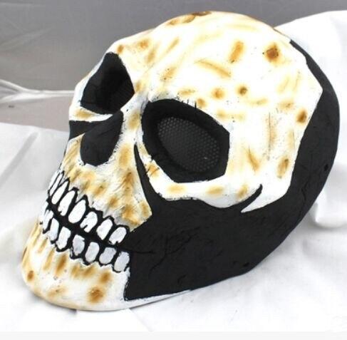 Череп маска череп голова маска череп маскарад маска Хэллоуин маска