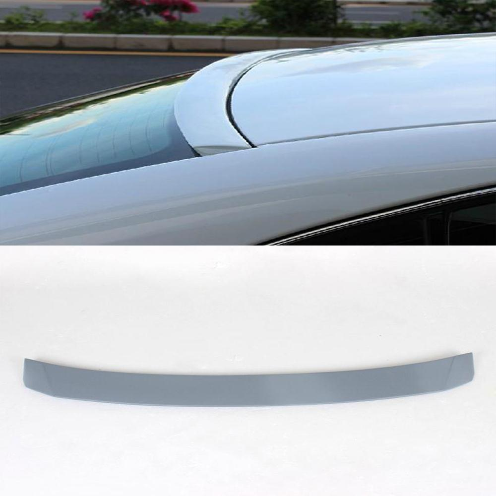 Car-Styling PU Racing Rear Roof Spoiler for lexus IS300 IS250 2006-2012