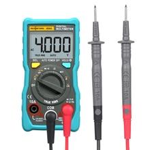 Цифровой мультиметр автоматический измеритель дальности 4000 отсчетов True-RMS NCV AC/DC Амперметр напряжения тока мультиметр