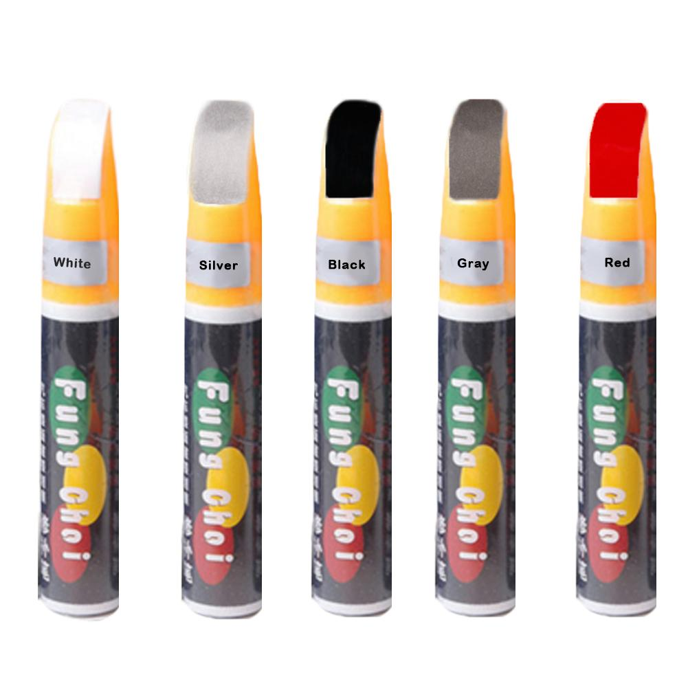 Professional Car Scratch Repair Pen Auto Care 5 Colors Car Scratch Repair Paint Care Auto Paint Pen