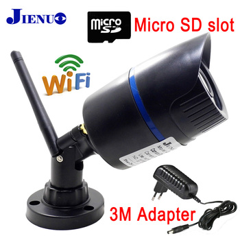 Wifi Camera ip 720P 960P 1080P support Micro SD Slot CCTV Security Surveillance Outdoor Waterproof Mini wireless Ipcam Home p2p yoosee wifi ip smart camera bullet 720p 960p 1080p support p2p onvif sd card max64g motion detector alarm for cctv home security