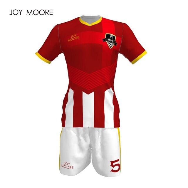 Fully Sublimation Printing Football jersey Custom Men s Women s Soccer set  new arrival 35bebe4c0