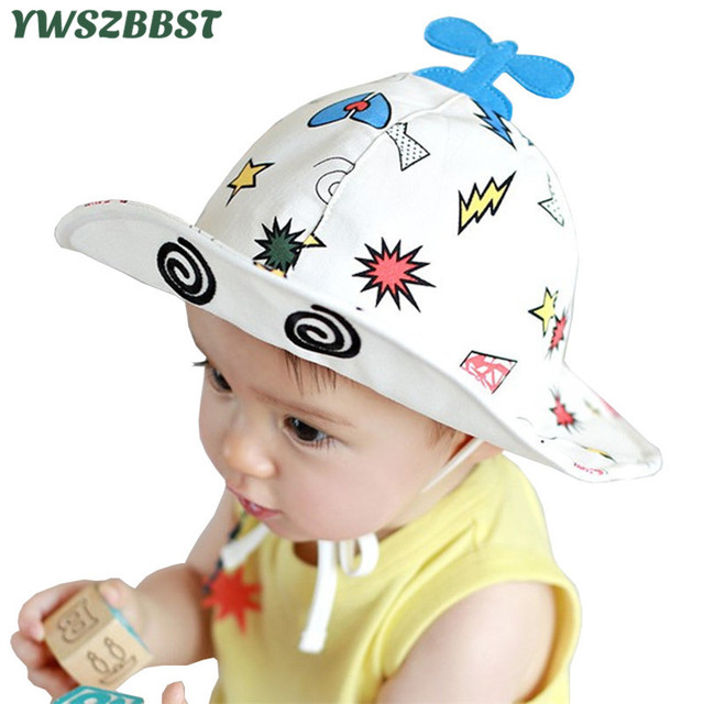 11a81185476f Summer Children Hat Sunhat Baby Boys Sun Hat Kids Fisherman Hat ...