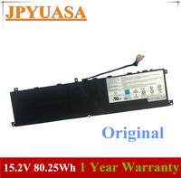 7XINbox 15.2V 5380mAh 80.25Wh BTY M6L Original Laptop Battery for MSI 8RF GS65 PS42 8RB PS63 PS63 8RC MS 16Q3