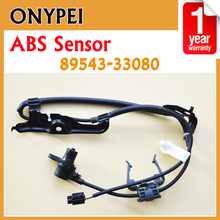 Front Left 89543 33080 ABS Wheel Speed Sensor For 07-11 Toyota Camry Lexux ES350 89543-33080 8954333080