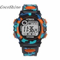 Cocoshine a 923 kids child boy girl multifunction waterproof sports electronic watch watches wholesale .jpg 200x200