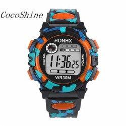 Cocoshine a 923 kids child boy girl multifunction waterproof sports electronic watch watches wholesale .jpg 250x250