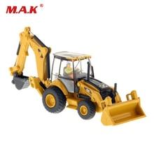 Для коллекции 1: 87 строительная техника модели грузовиков игрушки материал 450E экскаватор-погрузчик-Высокая линия серии литые автомобили игрушки