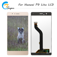 ET Super 1PCS 5 2 No Dead Pixel For Huawei P9 Lite LCD Display Touch Screen