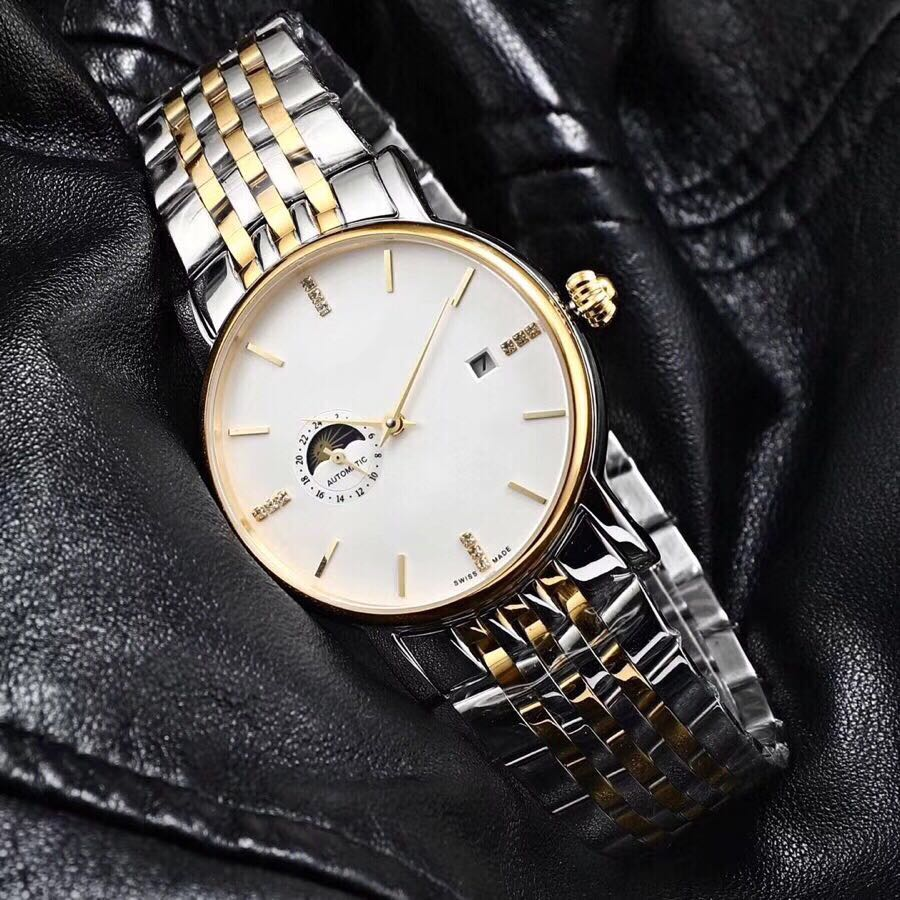 WC0791 Mens Watches Top Brand Runway Luxury European Design Automatic Mechanical Watch