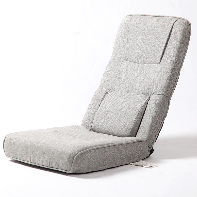 Floor Folding Adjustable Recliner Chair Living Room Furniture Japanese Relax Leisure Cushion Seating Lounge Chair Seat Grey/Blue-in Living Room Chairs from ...  sc 1 st  AliExpress.com & Floor Folding Adjustable Recliner Chair Living Room Furniture ...