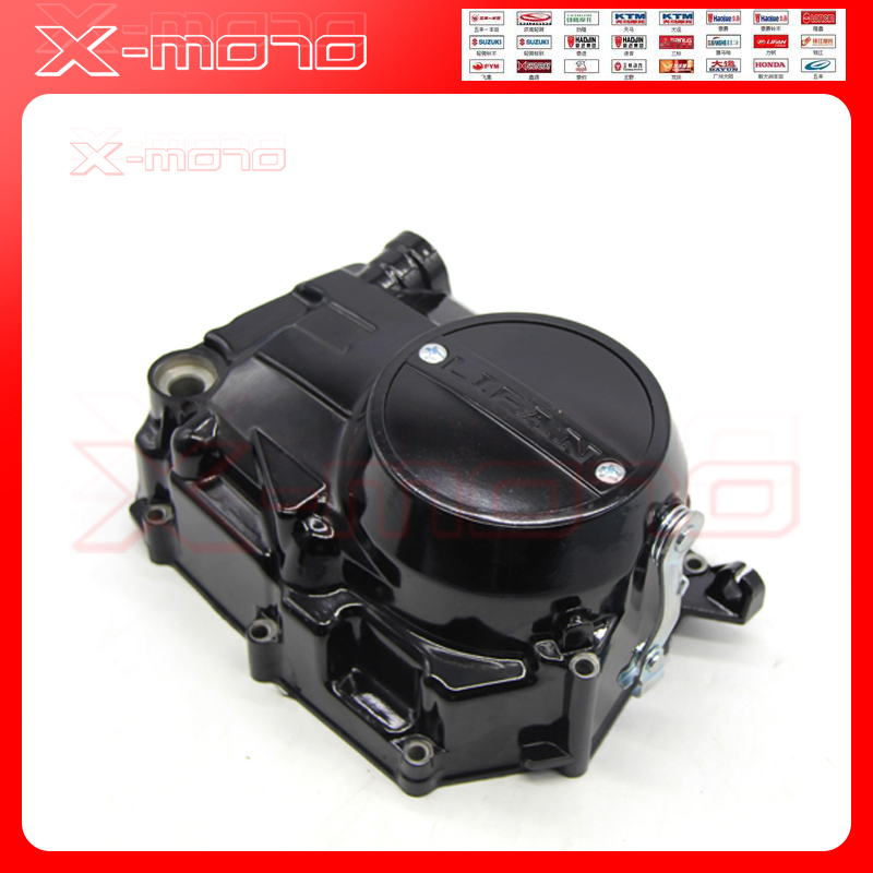 lifan 125 125cc engine right side clutch casing cover case. Black Bedroom Furniture Sets. Home Design Ideas