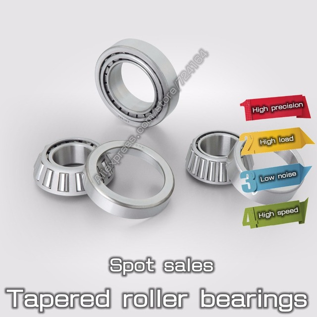 50.8x104.775x30.162 mm Tapered roller bearings 45284/20 45284 45220 SET410