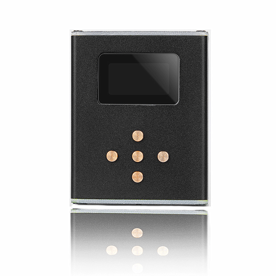 Wooeasy DIY MP3 Zishan Z3 плеер без потерь HiFi плеера Поддержка усилитель для наушников ЦАП AK4490 Z2 Обновление версии с OLED