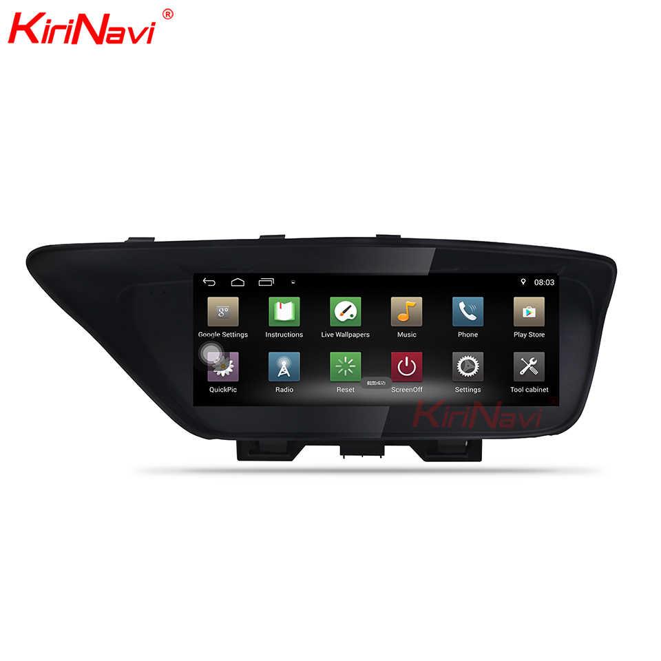 """Kirinavi Android 9,0 para Lexus ES300 250, 350 de 10,25 """"2G RAM IPS pantalla táctil coche reproductor Multimedia Auto navegación Gps de Audio"""