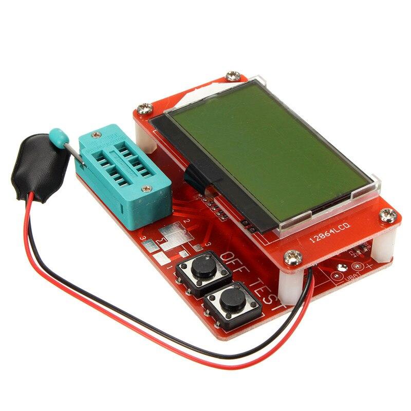 Diy Esr Meter : Diy kits transisto tester resistor transistor capacitance