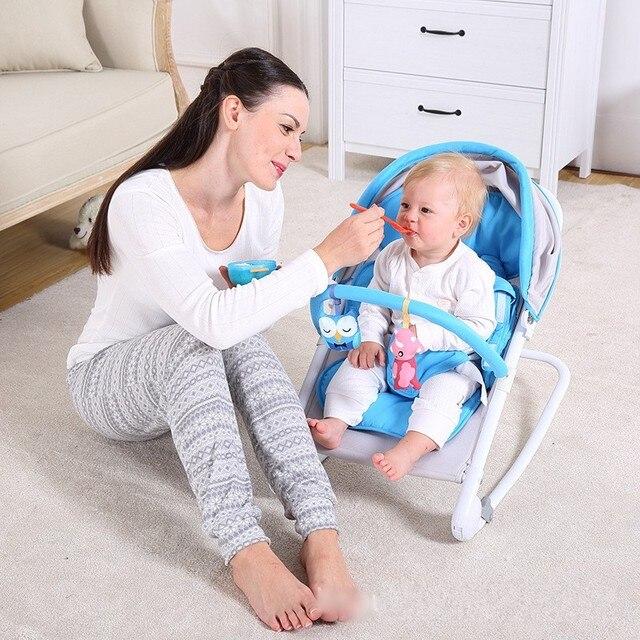 2016 горячая распродажа электрический ребенка детские качели placarders шезлонг кресло-качалка электрическая колыбель кровать детская коляска