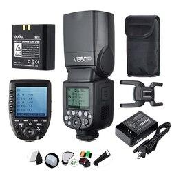 Godox Ving V860ii V860II-C/N/S/O/F TTL Camera Flash Light Xpro Battery HSS Speedlight for Canon Nikon Sony Olympus Fujifilm