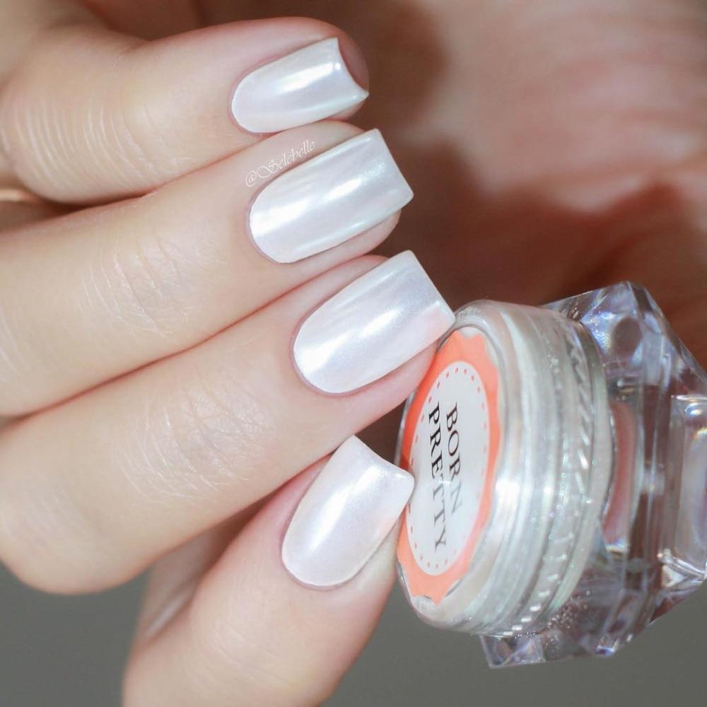 Sandy Sugar Nail Glitter Powder Mermaid Pearl Mineral Dust