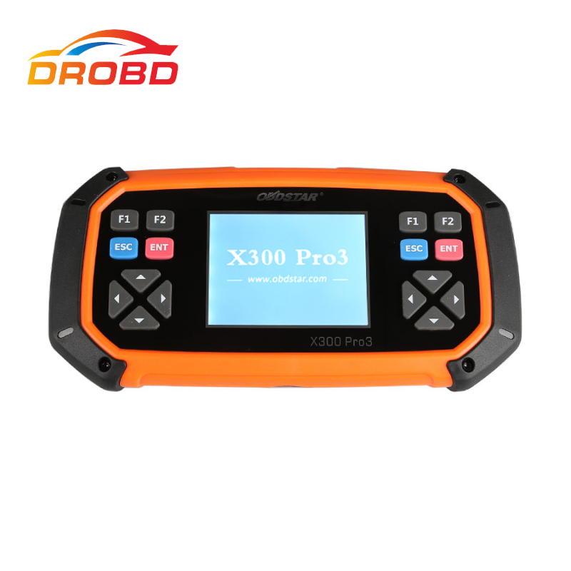 OBDSTAR X-300 X300 PRO3 Key Master with Immobiliser + Odometer Adjustment +EEPROM/PIC+OBDII FULL Version Package