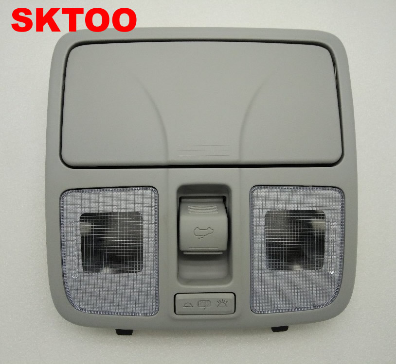 SKTOO Dome light reading lamp sunroof switch car glasses case 92820-2SXXX For Hyundai IX35 starpad for high quality general purpose for chery former interior dome light without the sunroof control switch wholesale