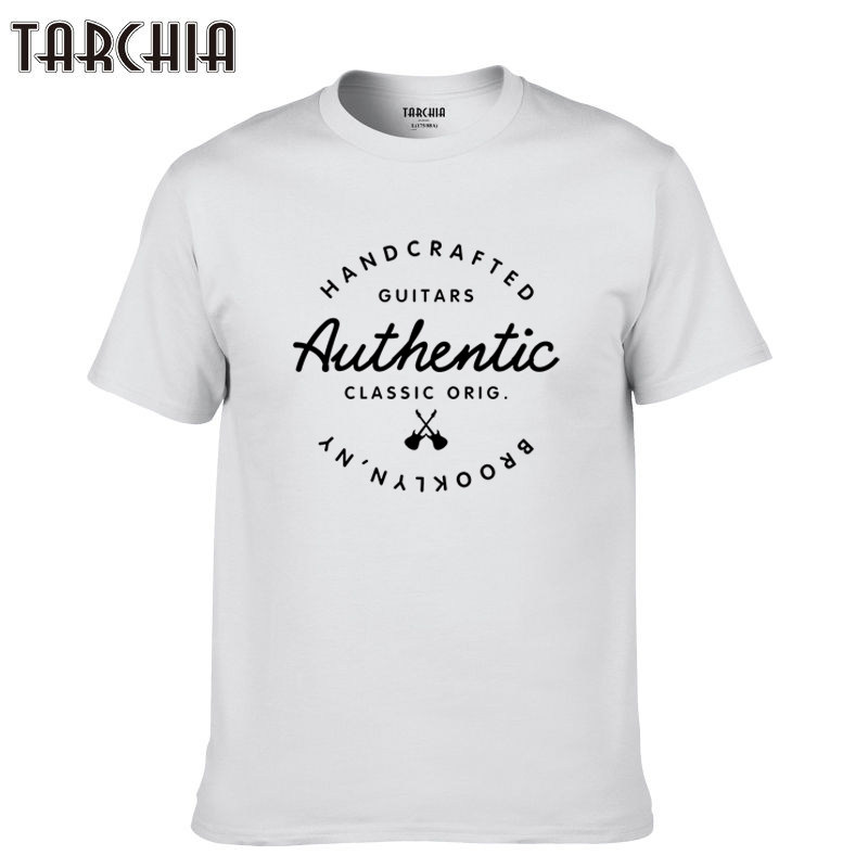 TARCHIA 2018 brand short sleeve boy fashion t-shirt tshirt plus tops new tees cotton casual homme summer authentic men print