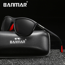BANMAR Men Driving Sunglasses Polarized Sunglasses Goggles Sun Glasses Brand Designer UV400 Oculos De Sol Gafas