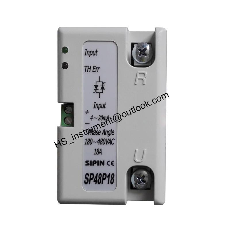 Régulateur de puissance monophasé série SIPIN WS SP48P36 nouveau et ORIGINAL