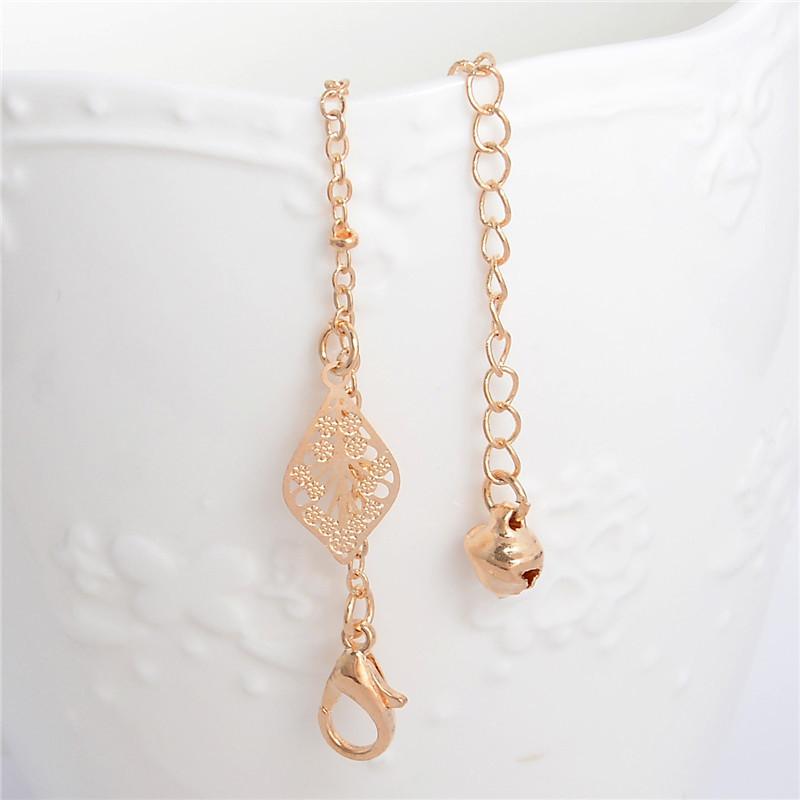 HTB14vFvLpXXXXXXaXXXq6xXFXXX7 Golden Foot Chain Jewelry Spirituality Ankle Bracelet For Women - 5 Styles