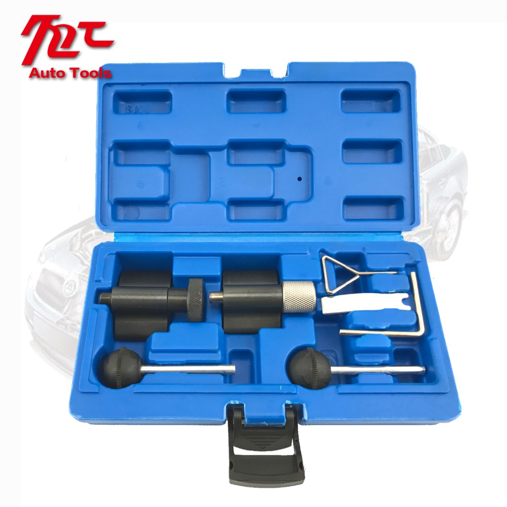 7pc Universal Diesel Engine Timing Cam Crank Locking Tool Set For VW AUDI T10050 T10100 ST0049 AT2049
