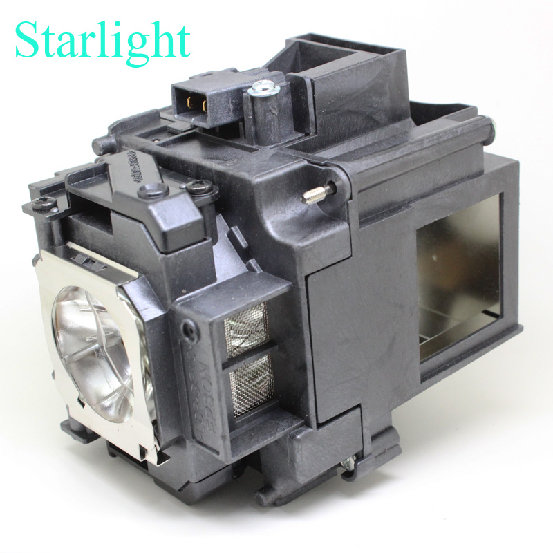 Starlight compatible projector lamp bulb for ELP76 for PowerLite Pro G6050W G6050WNL G6150 цена 2017