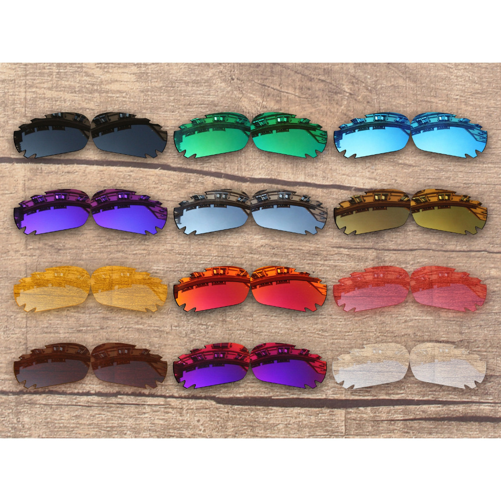 Vonxyz 20+ Color Choices Polarized Replacement Lenses For-Oakley Jawbone Vented Frame