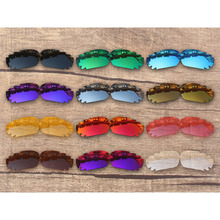 Vonxyz 20+ Color Choices Polarized Replacement Lenses for-Oakley Jawbone Vented Frame цена