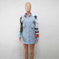 NEW Arrival 2017 Blouses Shirts Women Cotton Blouse Silk Long Sleeve Turn Down Collar Pocket 2017