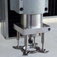 Gravura Fuso Da Máquina Automática Cheia Pressionando Placa de Grampo Digital CNC Máquina de Gravação de Computador Placa de Pressão