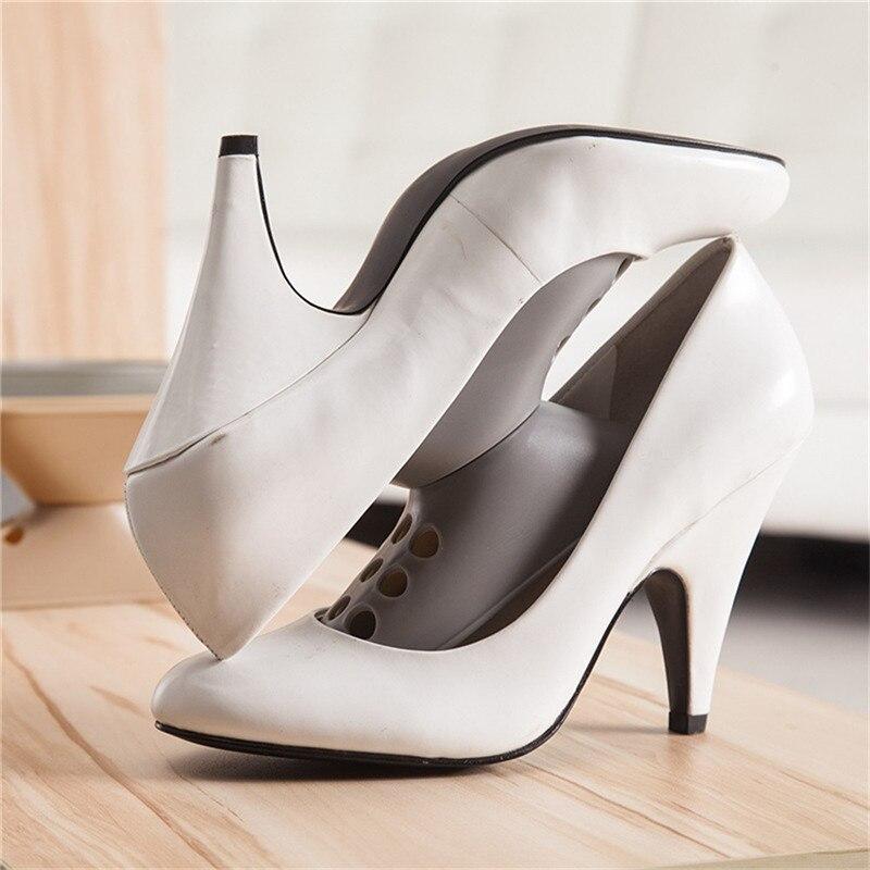 Ouneed Creative Shoe Rack Shoes Shelf Portable Household Shoes Storage Supplies 15*5*10cm 1 double 2018 Hot Sale