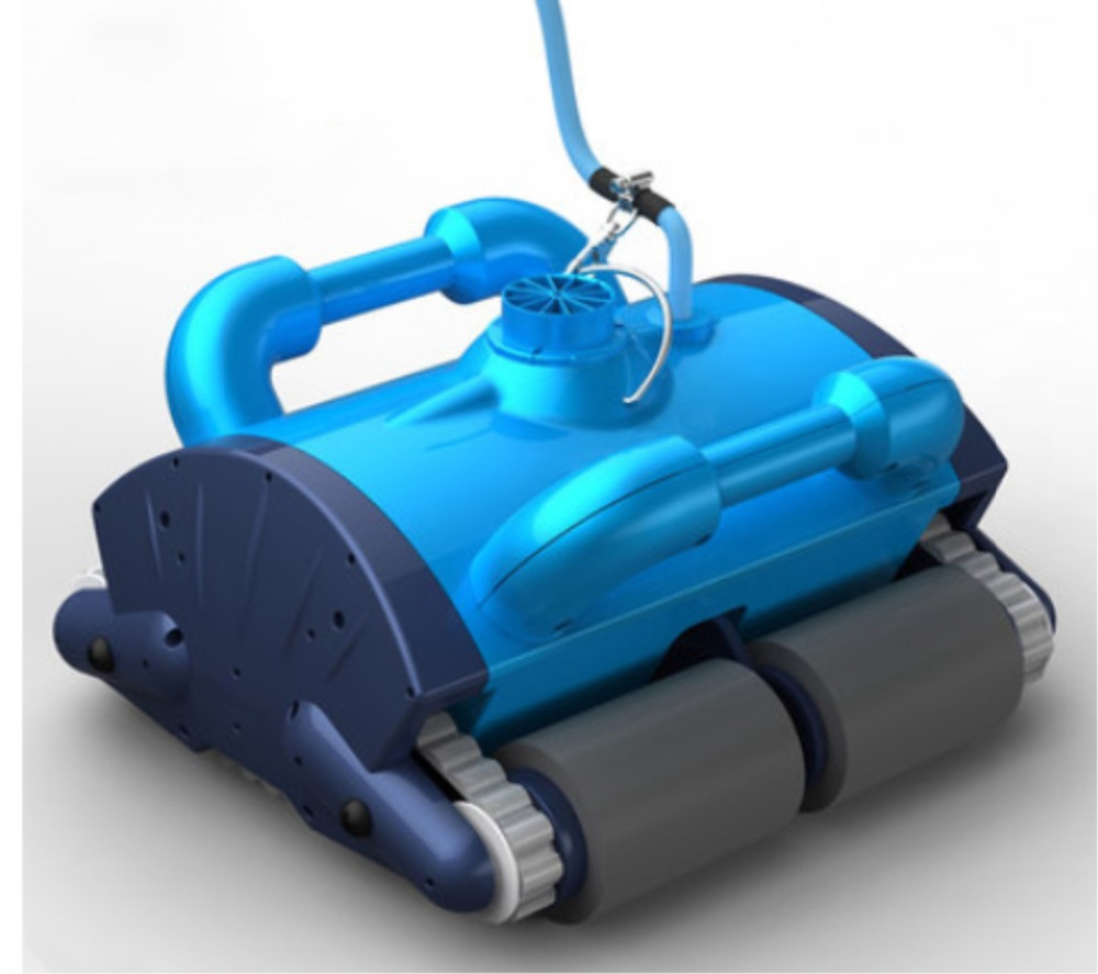 Full Automatic Suction Machine for Swimming Pool Underwater Cleaning ...