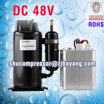 dc 48v EV Aircon compressor For ground cooling of Aircrafts Army Camps Spot cooling Steel plants Tunnel cooling asw stand for opus s a v spot steel