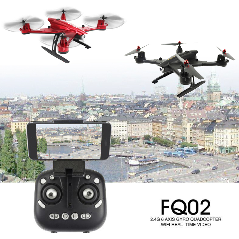 Aircraft Portable Quadcopter Video 3D Flips 0.5MP FPV Foldable Helicopter quadcopter