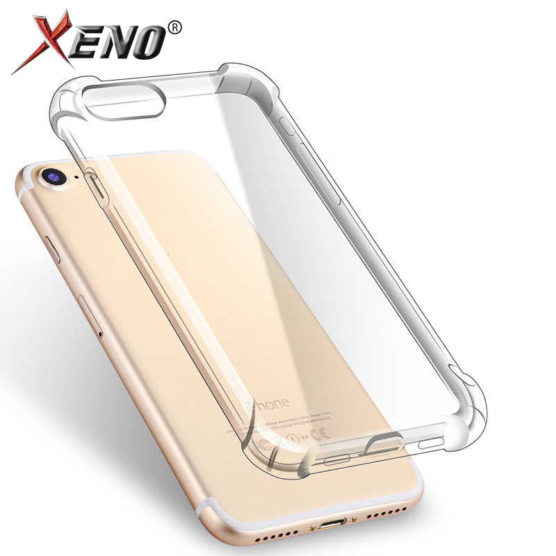 Thin Clear Transparent Case For iPhone X XS MAX XR 6 7 6S 8 Plus 5 se Phone Case For iphone 2019 11 pro max Xs max case 6 s xr