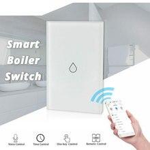 Wi-Fi котел переключатель Беспроводной ГРМ, Wi-Fi, водонагреватель переключатель 120 Тип inteligent Главная Приспособления Смарт котел переключатель