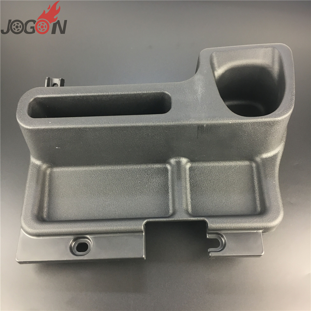 console central do carro caixa de apoio 04